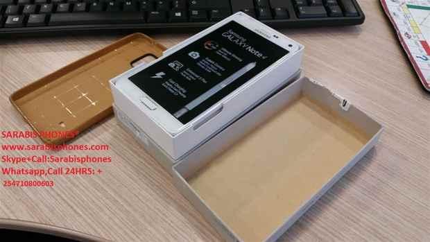 Samsung Galaxy Note 4 SMN-910 380 Whatsapp,254710800603