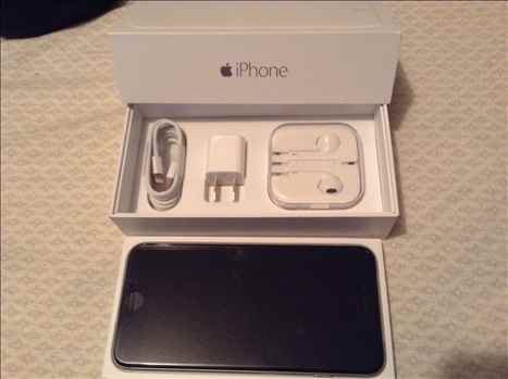 New Unlocked Apple iphone 6 plus 16gb smartphone whatsapp 254736134097